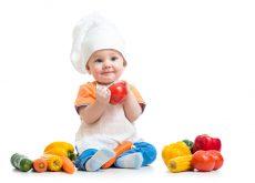 Cand se introduce ardeiul gras in alimentatia bebelusilor