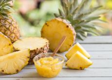 Ananasul la bebelusi