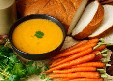 Supa de morcovi de la 6 luni