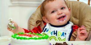 Zaharul in alimentatia copilului