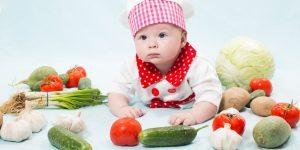Alimente cu care se poate incepe diversificarea alimentatiei la bebelusi