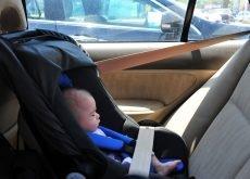 calatoria cu masina bebe