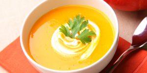 Supa crema de legume pentru bebelusi de la 6-7 luni