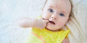 salivatia excesiva la bebelusi