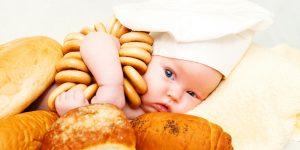 Cerealele si pseudocerealele la bebelusi