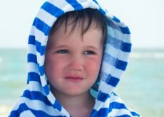 alergia solara la copii