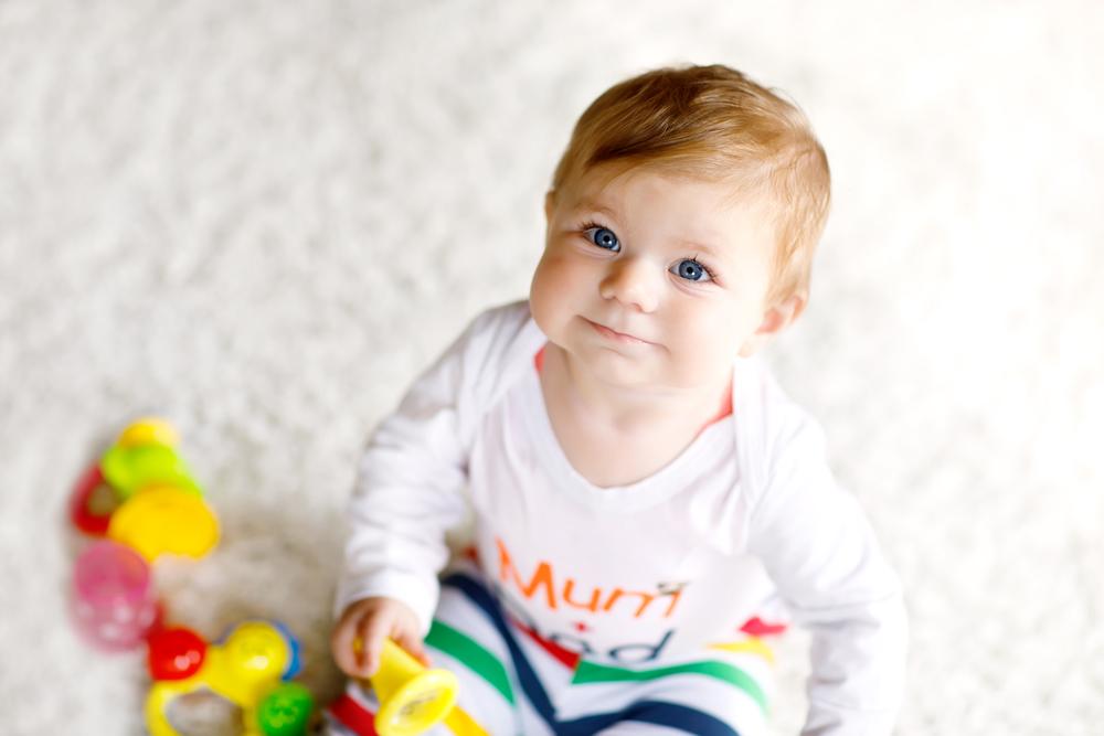 primele cuvinte bebe