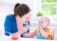 dezvoltare gust bebe
