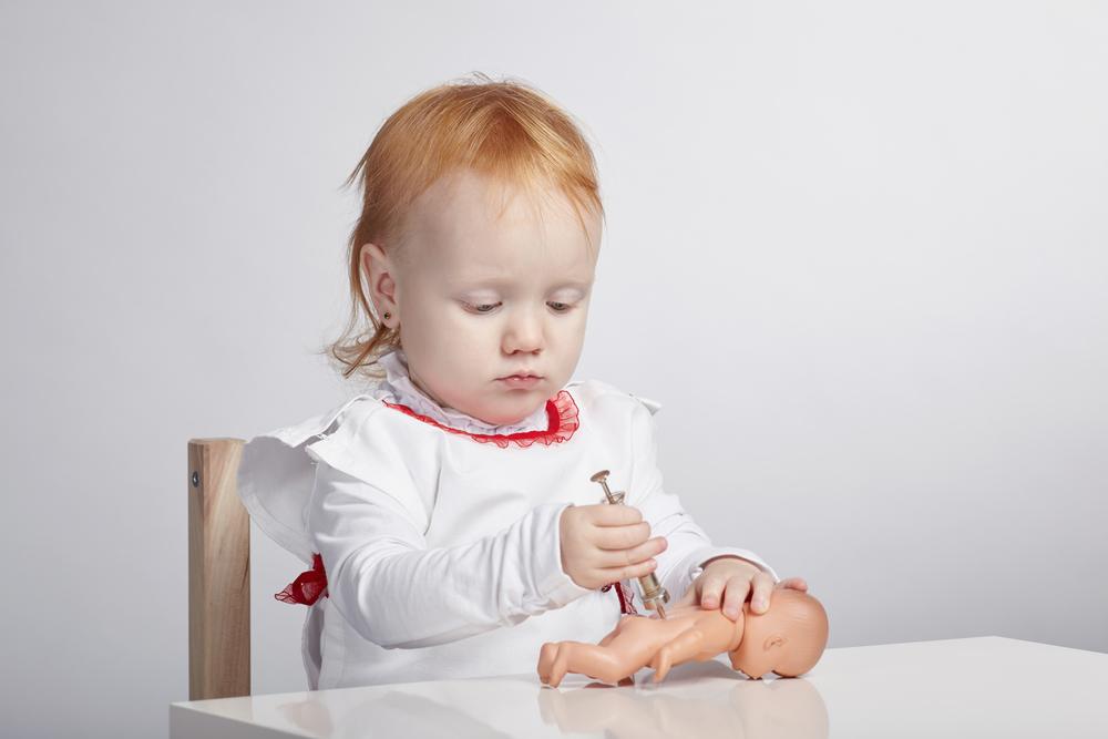 Totul despte Vaccinul ROR: Protectie pentru rujeola, rubeola, oreion la copii