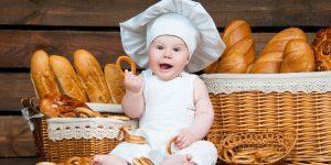 glutenul la bebelusi cand se introduce