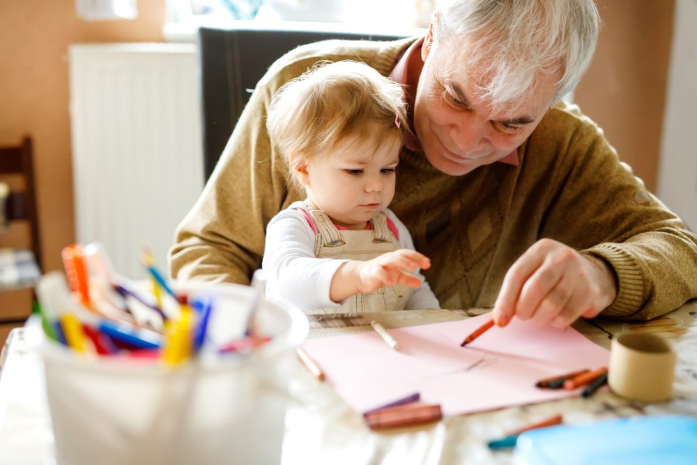relatia cu bunicii