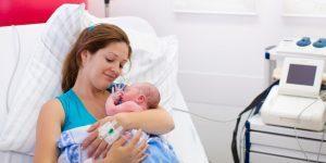 Stimularea lactatiei imediat dupa nastere