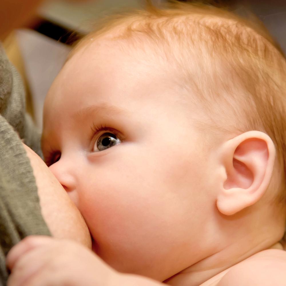 Bebelușul tău e în greva suptului