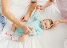 Regresia somnului bebelusi