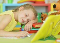 copil când intră în clasa pregătitoare