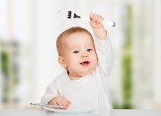 siguranta copilului in bucatarie