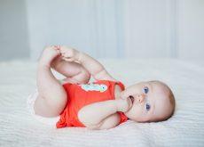 Aparitia primilor dinti de lapte ai bebelusului