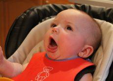 Reflexul de gag la bebelusi