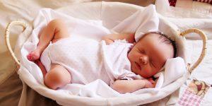 Locuri de evitat pentru somnul bebelusului