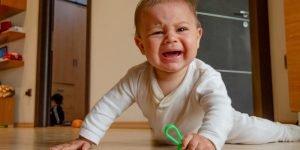 bebe 37 saptamani salt mental pueu crestere