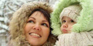 Sporturi de iarna pentru copii