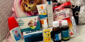 trusa medicala vacanta copil