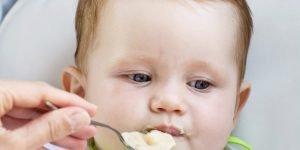 Regim alimentar bebe