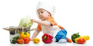 Introducerea legumelor la bebelusi
