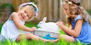 Activitatile de Paste pentru copii