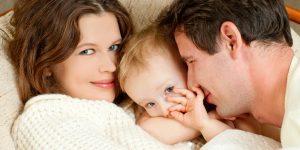 Cuplul dupa aparitia copilului