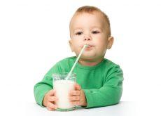 Laptele vegetal potrivit pentru copii