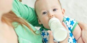 formula sau lapte de vaca la bebelusi