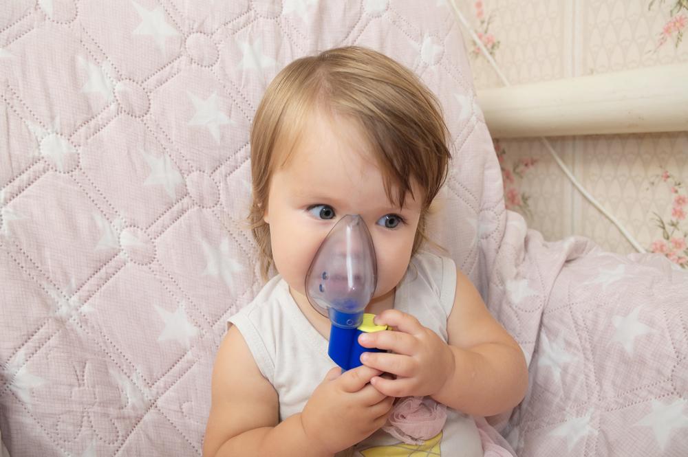 tratamentele cu aerosoli cu ajutorul unui nebulizator la bebeluși și copii