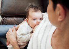 Alăptarea bebelușului când este bolnav