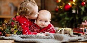 Craciunul cu copii mici