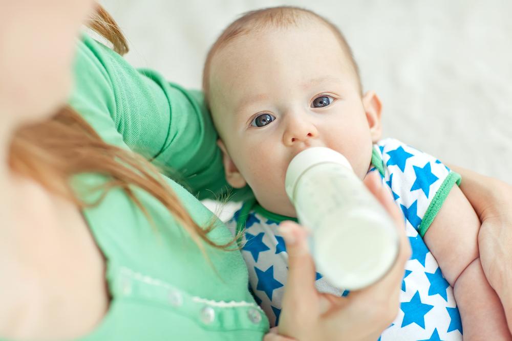 Riscurile suplimentarii cu lapte praf la nou nascut