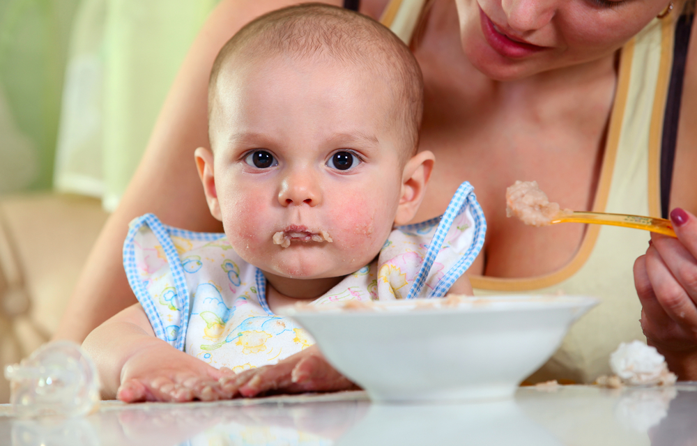 diversificarea alimentației cu cereale pentru bebeluși