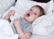 tusea copilului
