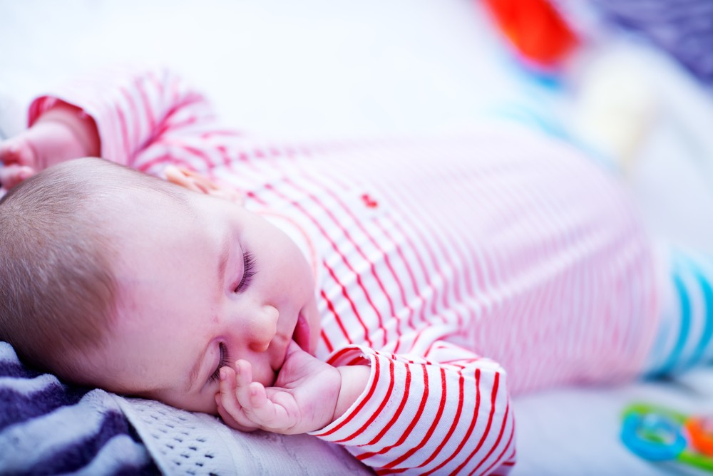 Programul de somn al copilului in functie de varsta