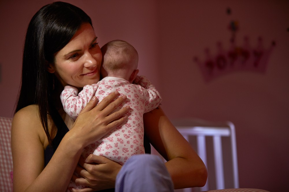 Refluxul la bebelusi