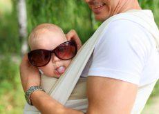 Bebelușii si canicula