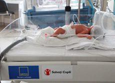Salvați Copiii continuă campania pentru dotarea maternităților