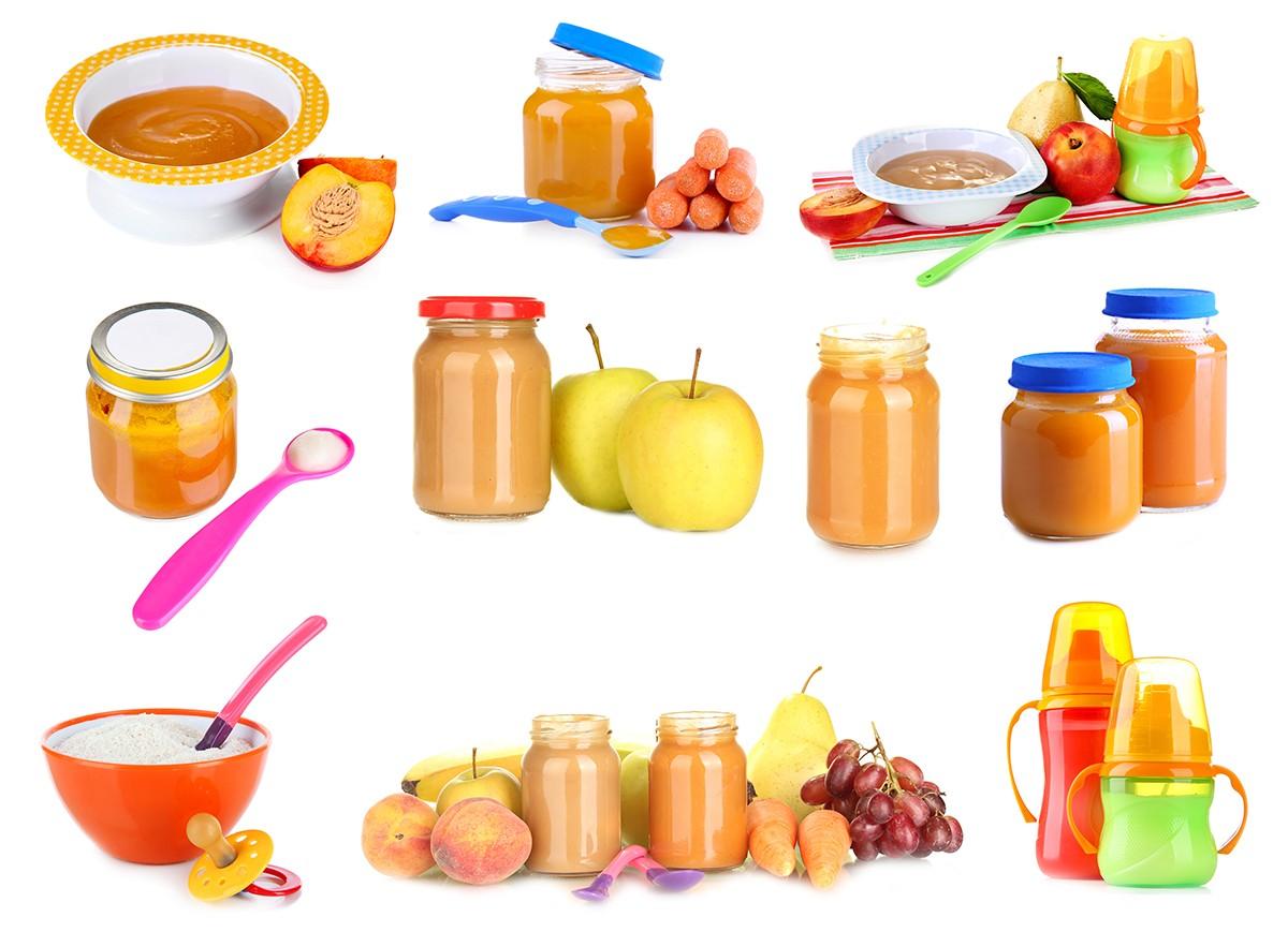 fructele la bebelusi