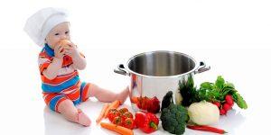 Meniu de vară pentru copiii diversificați