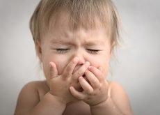 copilul vomita