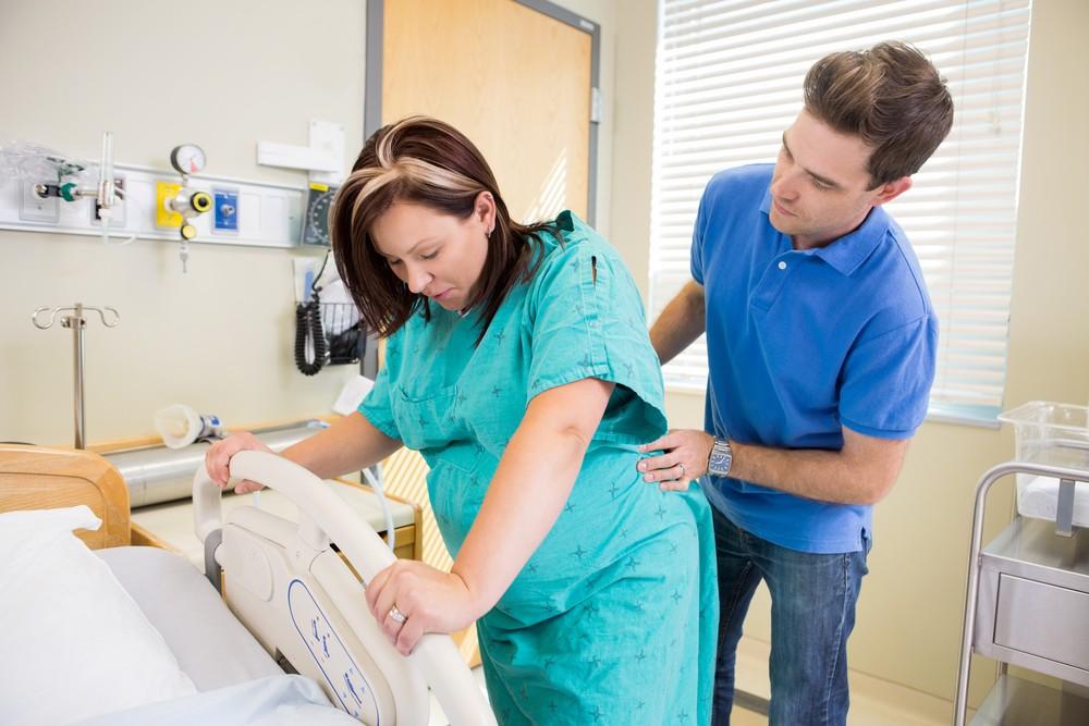 Contracțiile înainte de naștere