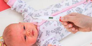 copil febra antitermice