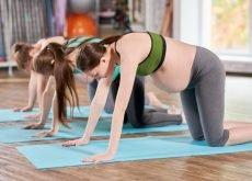 exercitii fizice gravide in sarcina trimestrul 3