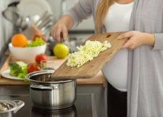 preferintele culinare ale bebelusului din burta mamei
