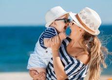 reaplicarea cremei de protectie la copii